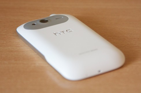 HTC Wildfire S camera and LED flash