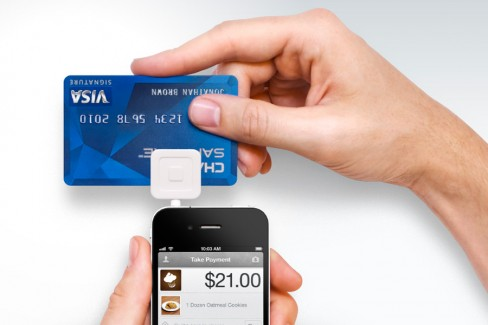 Square enables smartphone users to process credit card transactions remotely