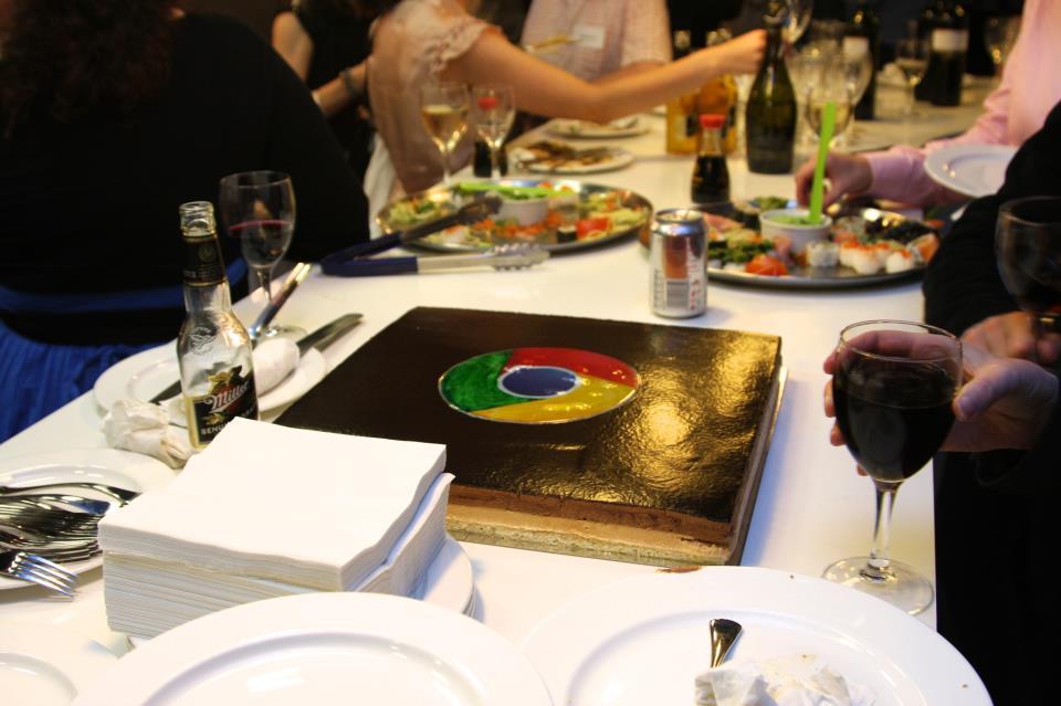 Google Chrome's Third Birthday