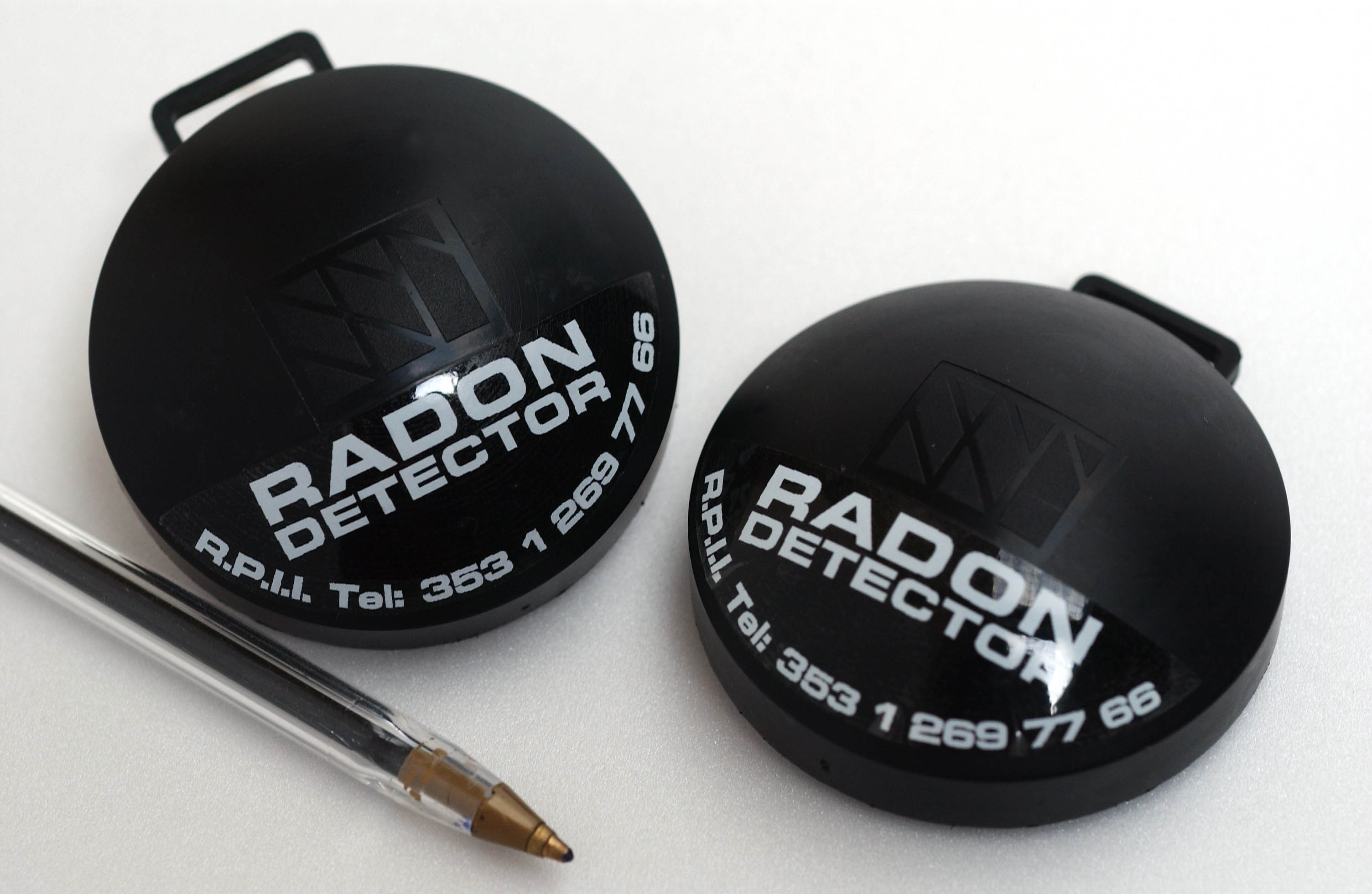 RPII Radon Detector