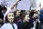 Arrested individuals may have had links with Anonymous hacker group
