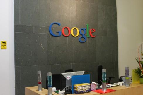 Google offices in Dublin. Credit: Darren McCarra