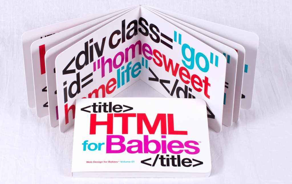 Forget HTML for Dummies, start with the basics first