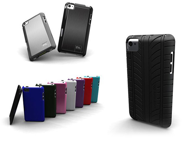 Leaked images of an iPhone 5 case suggest it will have an aluminum back