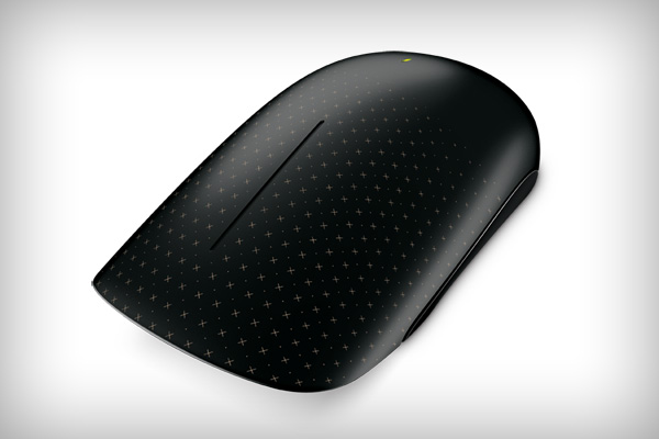 The new Microsoft Touch Mouse