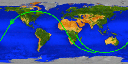NASA's UARS re-entry