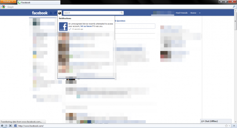 How Facebook's email notifications can tell you when someone