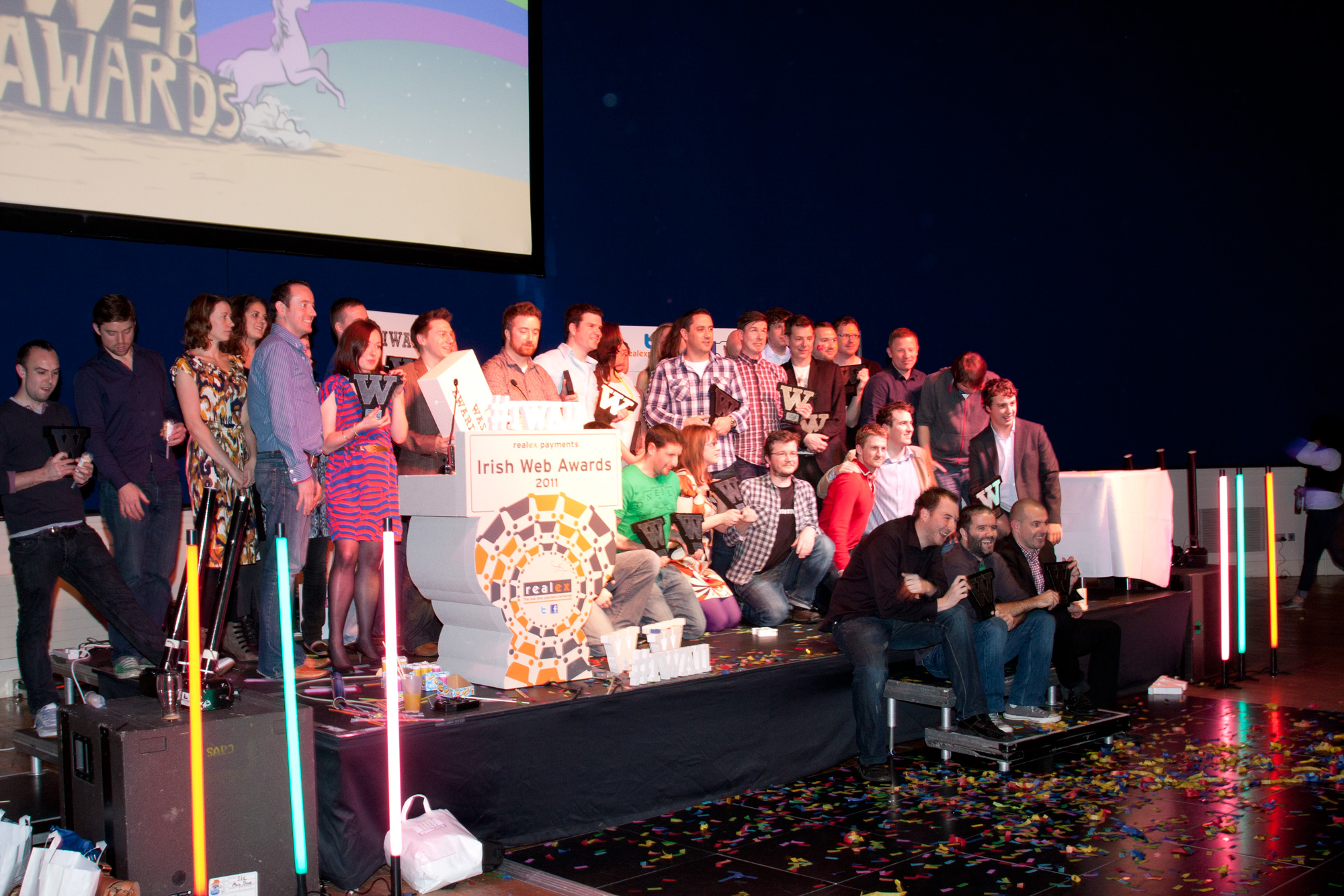 2011 Irish Web Awards Winners