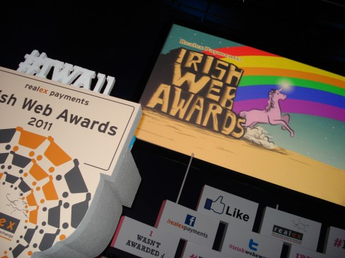 That Irish Web Awards Unicorn
