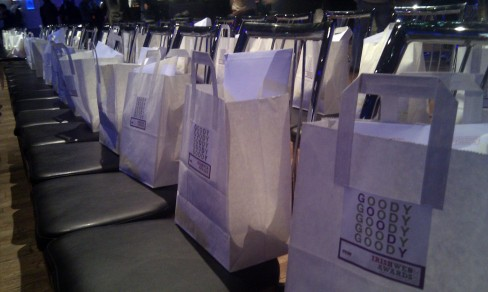 Goodie Bags, hundreds of them!