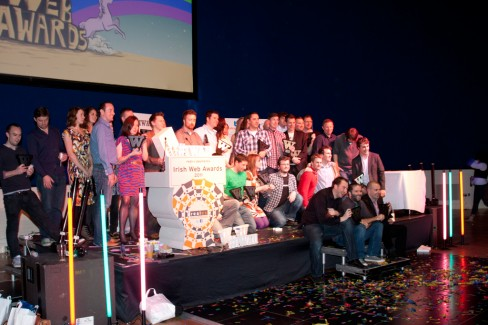 The 2011 Irish Web Awards' Winners