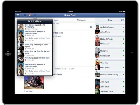Facebook Messages and Chat