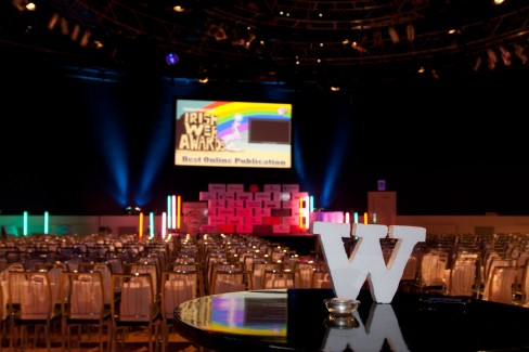 Preparations for #iwa11 are almost complete