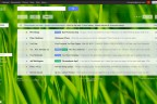 New high-definition themes in Gmail