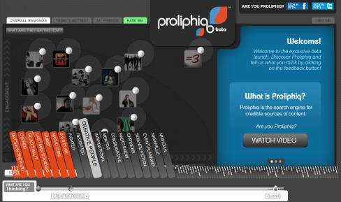 Proliphiq search