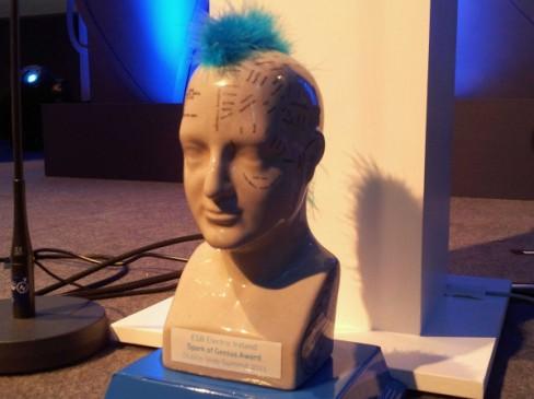 Redeem & Get wins Spark of Genius Award at #dws7