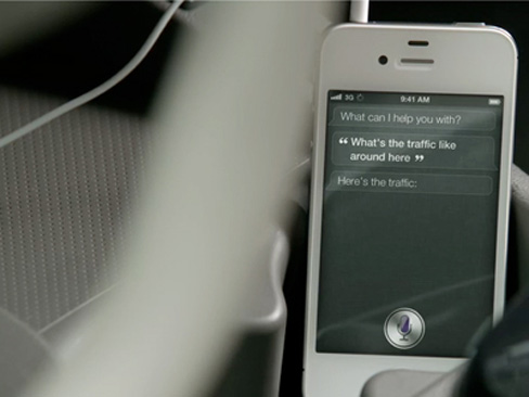 Siri has greatly boosted iPhone 4S sales