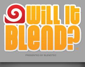 Will It Blend logo