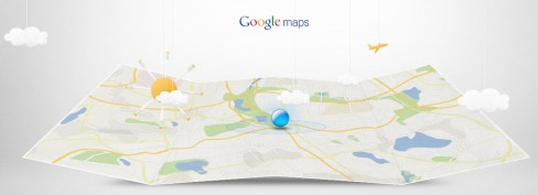 Google Maps Walk through