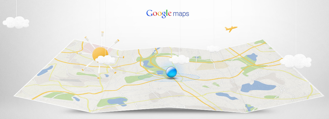 Google Maps Walk through
