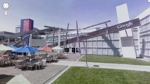 Googleplex Street View