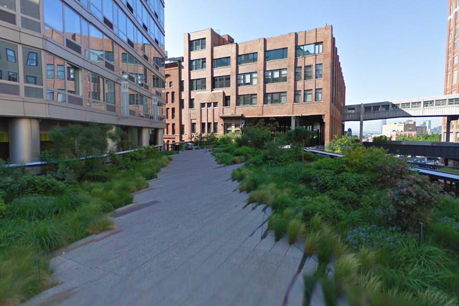 High Line Park, New York City