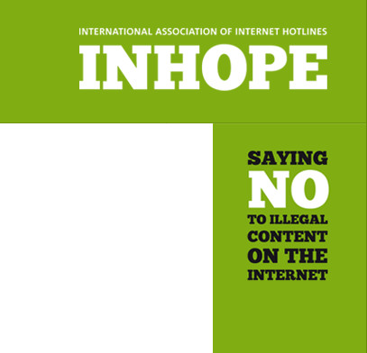 INHOPE - Say not to illegal content on the web