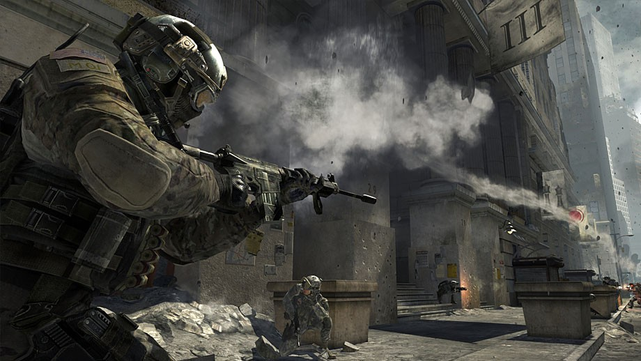 Modern Warfare 3 may have iterated rather than innovated, but it's still a great game