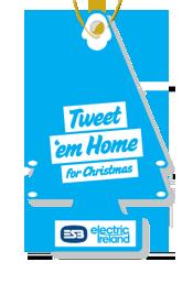 ESB Electric Ireland's Tweet 'em Home