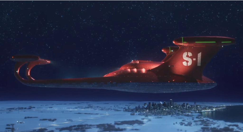 NASA and Santa