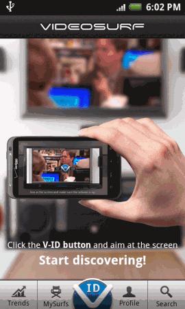 VideoSurf Android App