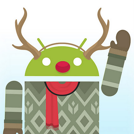 Google's Christmas Android