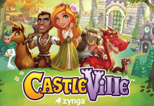 Zynga's newest edition CastleVille is already the fastest-growing game on Facebook, ever