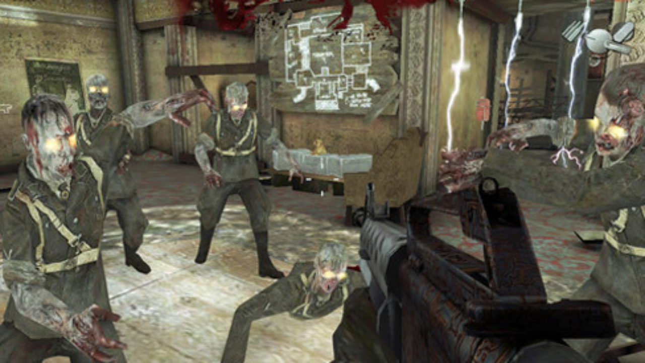 call of duty zombies ios free