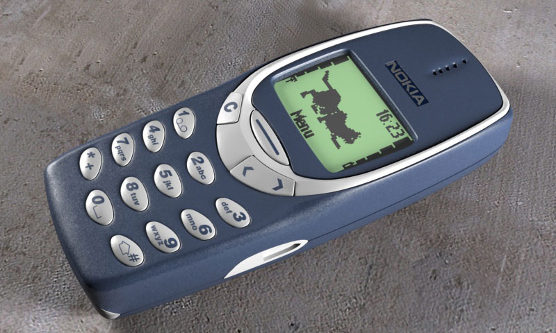 Thankfully Nokia 3310s (and Snake) are long gone in Ireland
