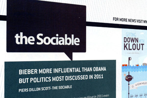 The Sociable in Click Magazine