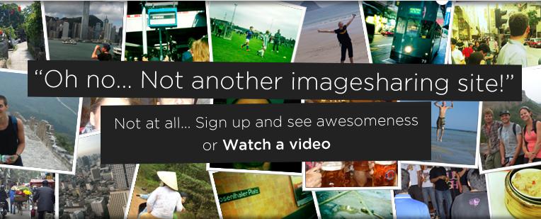 CanvasDropr Homepage