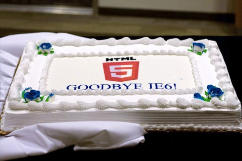 goodbye-ie6-cake-488x325.jpg (488×325)