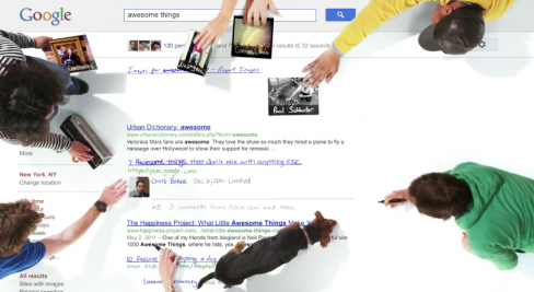 Google+ gets further integrated in Google Search