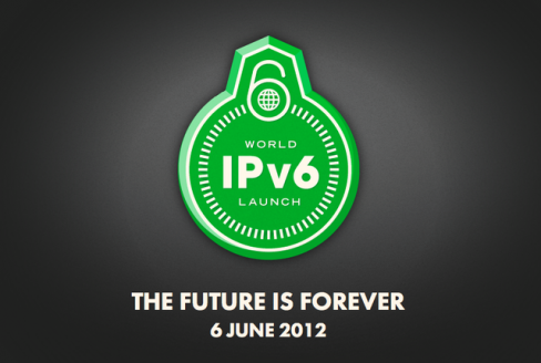 June 6, 2012 marks the beginning of the switchover to IPv6