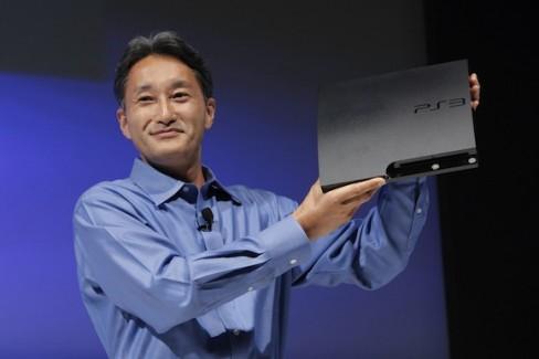 Sony Computer Entertainment Chairman Kaz Hirai