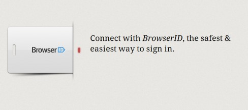 Mozilla's BrowserID
