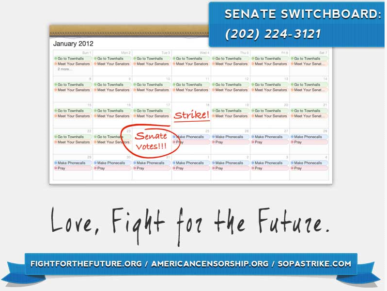 Sopa - Love, fight for the future