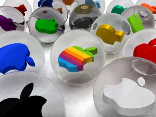 Apple marbles