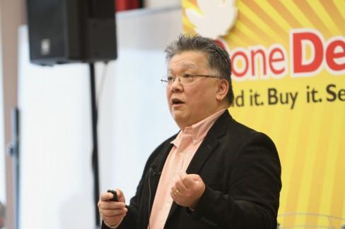 Stephen Jio: The qualitative rewards of social media