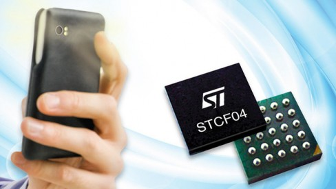 The new STCF04, designed to maximize the power of an LED flash
