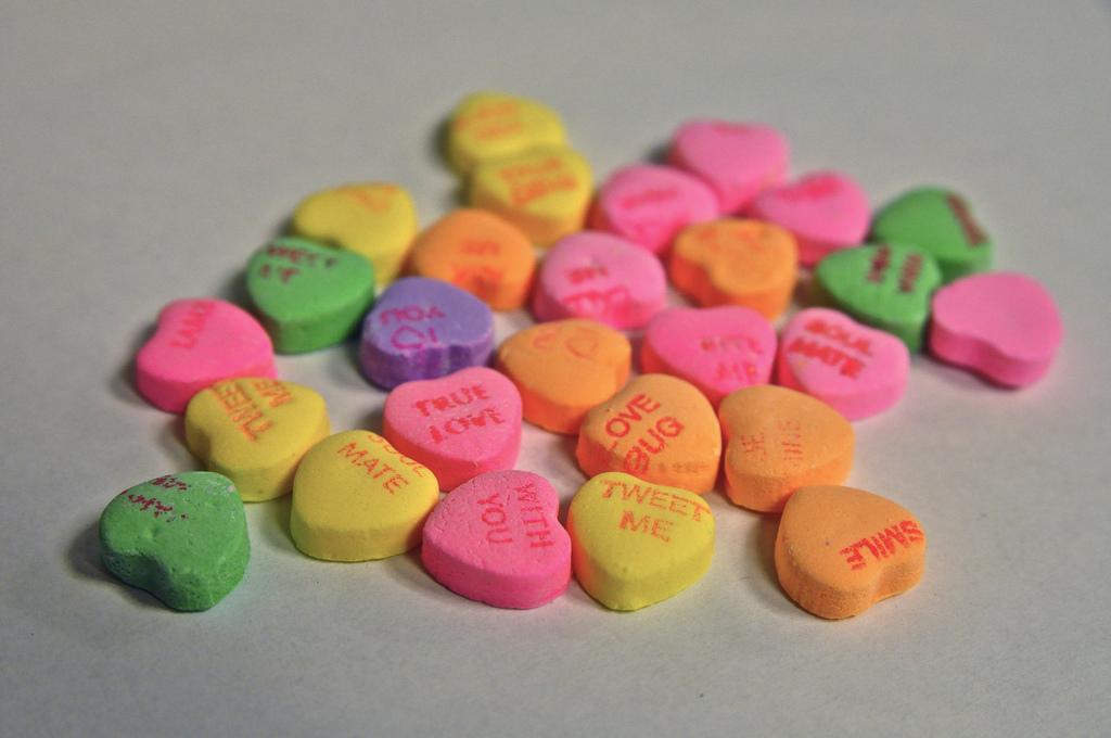 Tweet me sweets