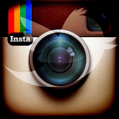 Twitter image search and instagram