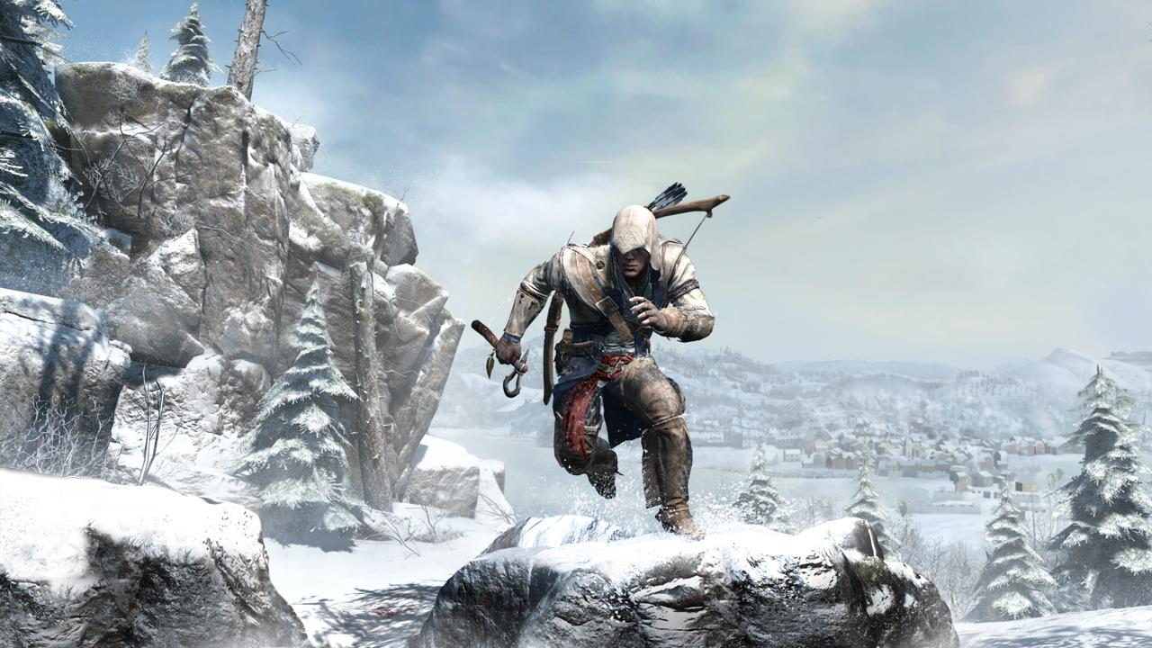 Assassin's Creed III - Iconic run