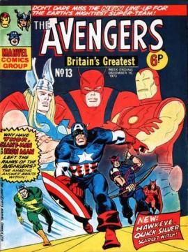 Avengers UK #13